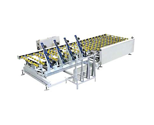 Four edges mill high speed loading system